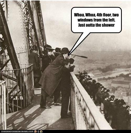 binocular historic lols peeping tom pervert spy vintage - 5228148480