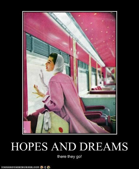 bye bye,historic lols,hopes and dreams,train,vintage,woman