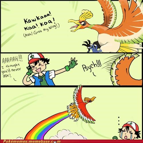 almost grab my x ho-oh iron wing meme Memes psych - 5228841472