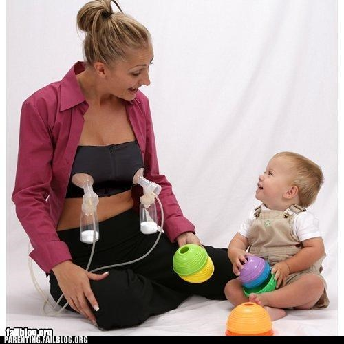 breast feeding,gizmos,happy babies,technology