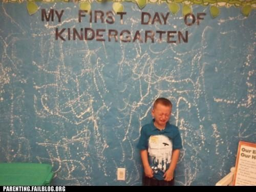crying first day of school not happy kid pictures - 5229723392