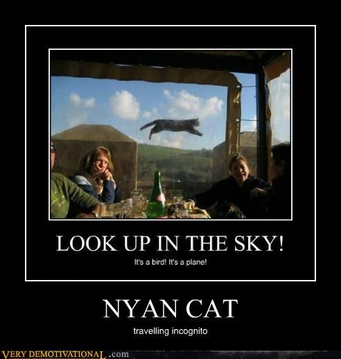 hilarious,incognito,Nyan Cat
