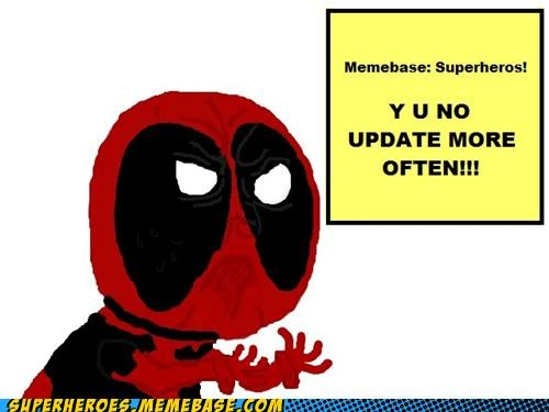 deadpool Super-Lols update Y U NO - 5230242560