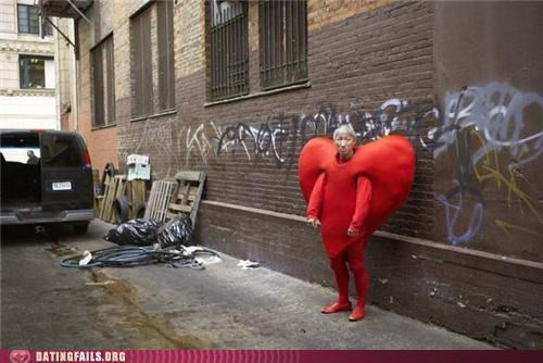 alley,costume,heart,We Are Dating