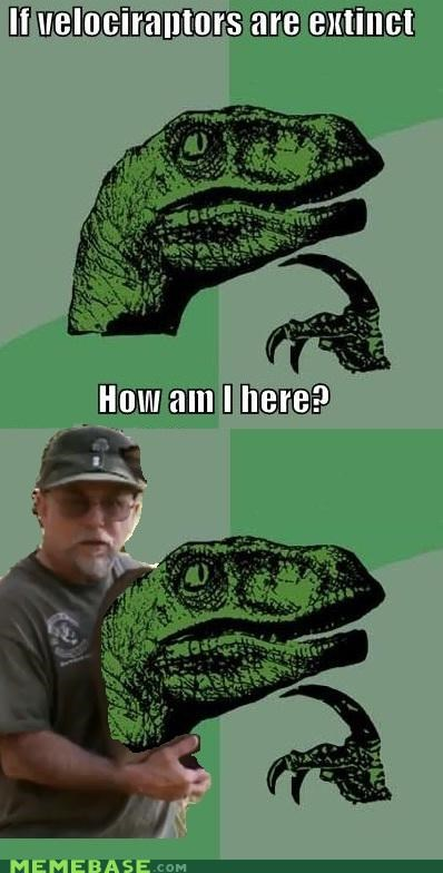 extinct nope philosoraptor stuff what - 5230549248