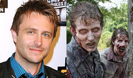 amc chris hardwick Nerd News talk show talking dead The Walking Dead tv shows zombie - 5230671360