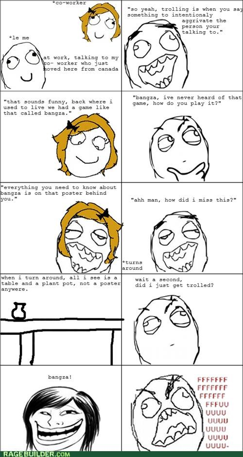 Canada owned Rage Comics trolling - 5231198208