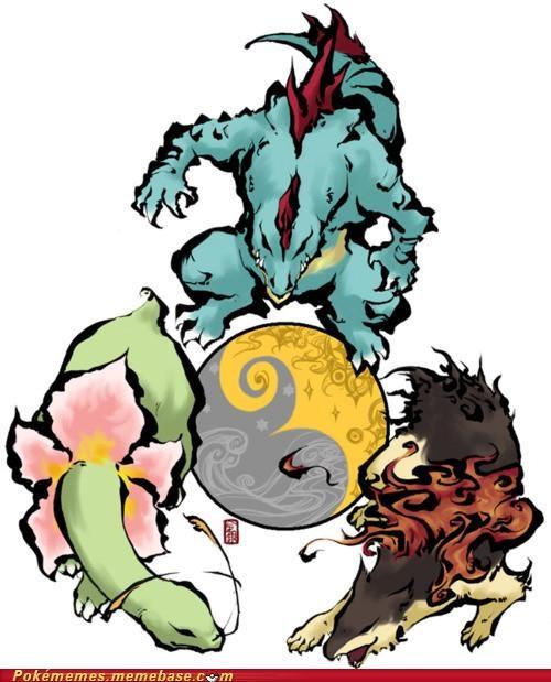 art best of week crossover Pokémon - 5231346688