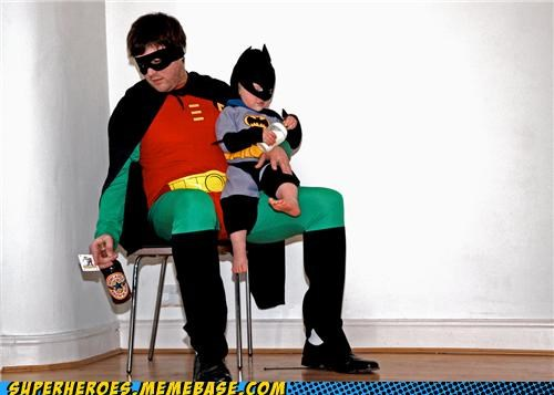 batman costume papa robin Super Costume - 5231532288