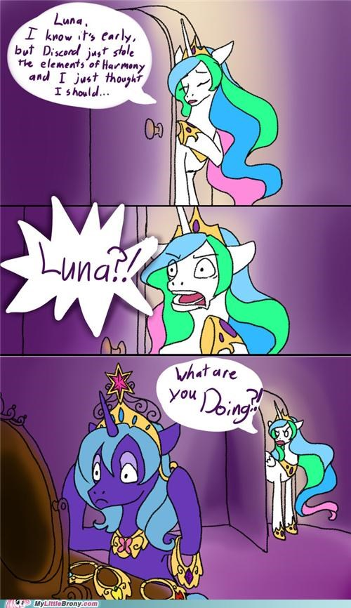 celestia comic comics discord elements of harmony luna season 2 - 5232017152