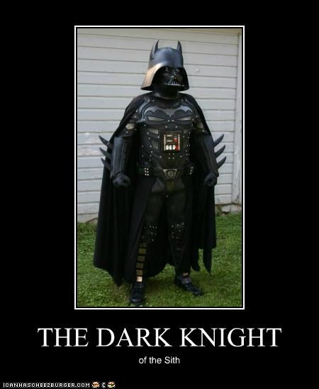 batman darth vader demotivational funny Hall of Fame - 5232136192