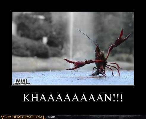 animals hilarious lobster Star Trek - 5233034752