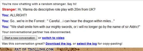 dragon Omegle role play UK - 5233224960