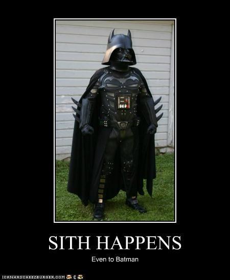 batman costume darth vader roflrazzi sayings sith win - 5233244928