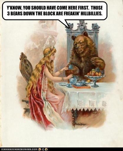 animal art bear color funny historic lols illustration - 5234080256