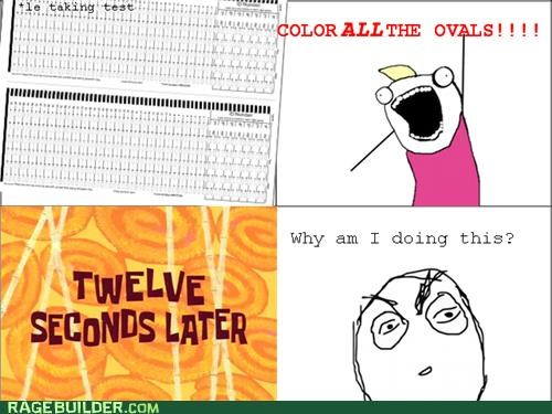all the things Rage Comics test - 5234288896
