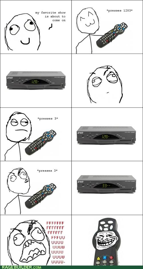 buttons,FAIL,Rage Comics,remote
