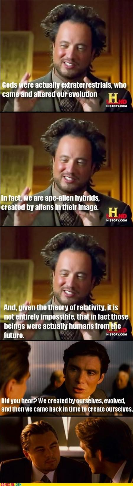 Aliens,best of week,Inception,meaning,the internets,therefore aliens