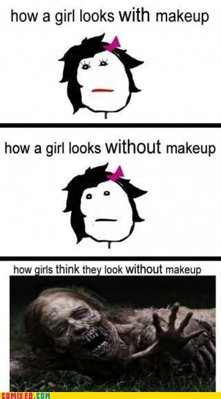 best of week but then i dead girl problems girls makeup scary the same - 5235997952
