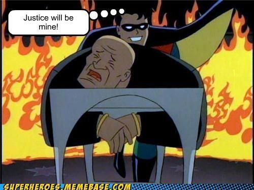 animated series batman justice robin Super-Lols surprise wtf - 5236325632