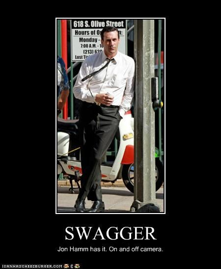 actor celeb demotivational funny Jon Hamm sexy - 5236785920