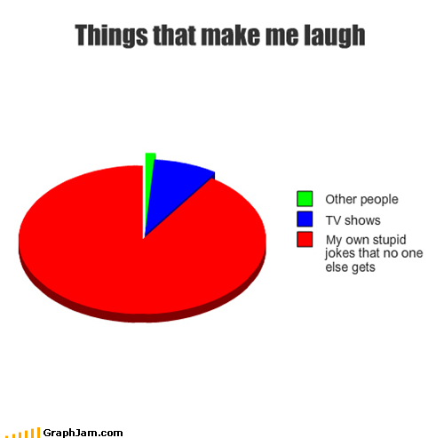 laugh,joke,Pie Chart