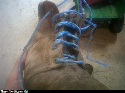 boots dual use shoe laces shoes - 5238404864