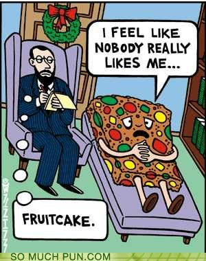 counseling double meaning fruitcake Hall of Fame insult literalism paranoia paranoid psychiatrist therapy - 5238558208