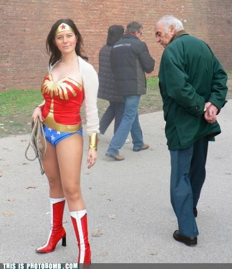 creeper,old guy,sexy times,what an ass,wonderwoman