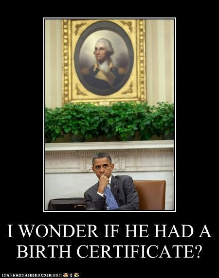 barack obama,george washington,political pictures