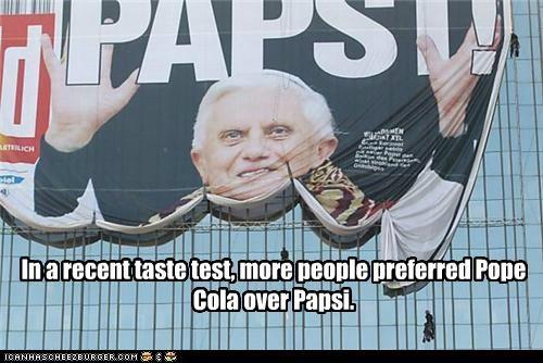 political pictures Pope Benedict XVI - 5238829312
