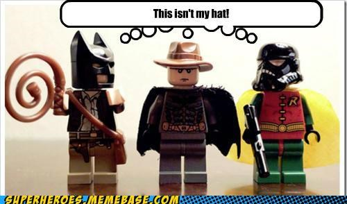 batman Indiana Jones lego robin Super-Lols - 5238889216