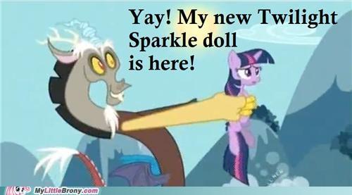 brony discord ponies toy twilight sparkle - 5238964224