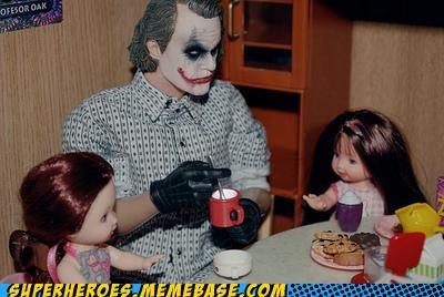 Barbie dolls joker ken Random Heroics - 5238964736