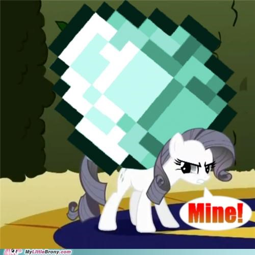best of week meme minecraft rarity rockity video games - 5239015936
