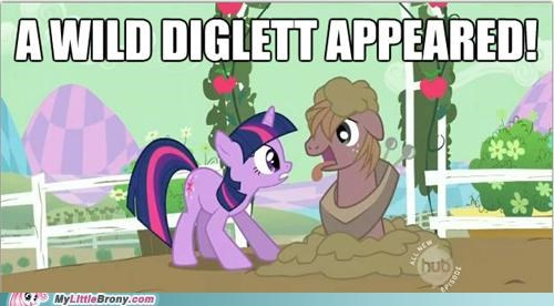 big mac diglett eeyup Pokémon season 2 TV twilight sparkle - 5239808256