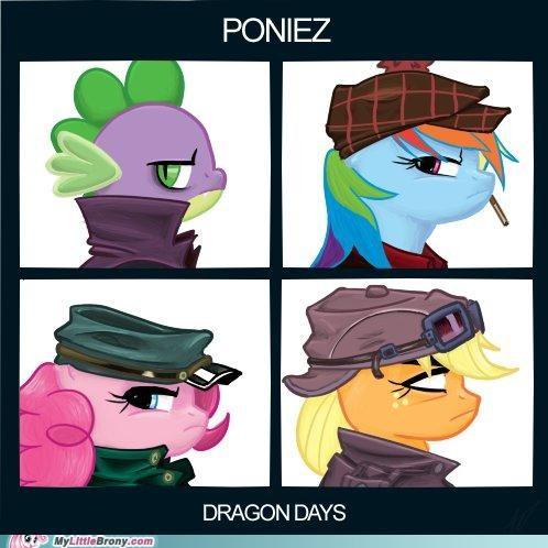 album best of week crossover dragon days Music poniez - 5240385792