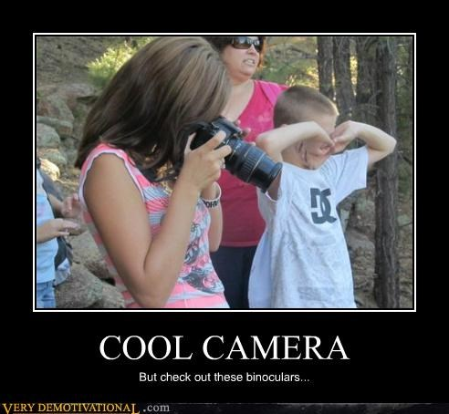 binoculars camera kid Pure Awesome