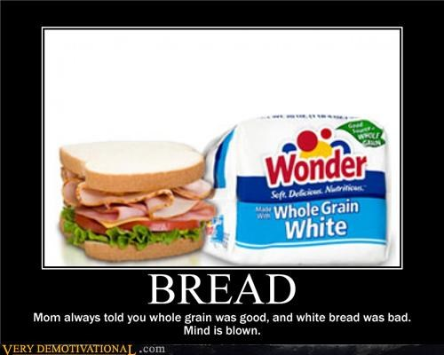 Pure Awesome whole grain wonder bread wtf - 5243462144