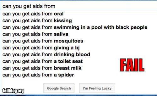 aids Autocomplete Me failboat innuendo medicine stupidity - 5243725568