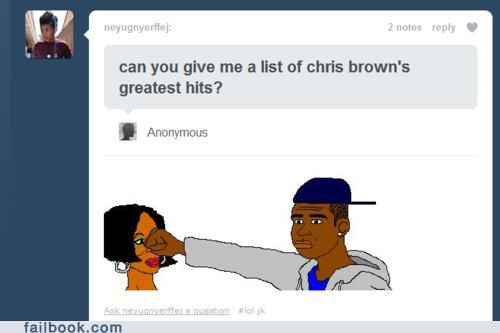 chris brown iseewhatyoudidthere puns