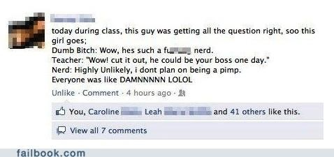 Featured Fail nerd oh snap school win - 5244391168