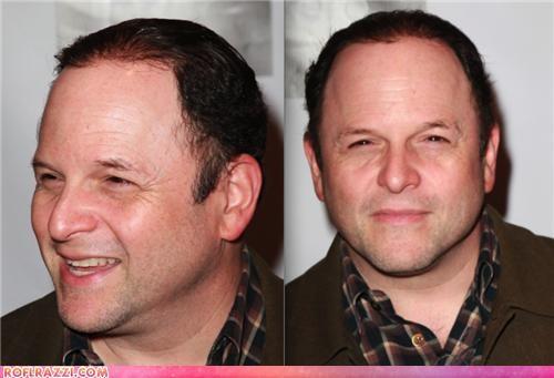 actor celeb Curb Your Enthusiasm funny jason alexander larry david seinfeld - 5244623616