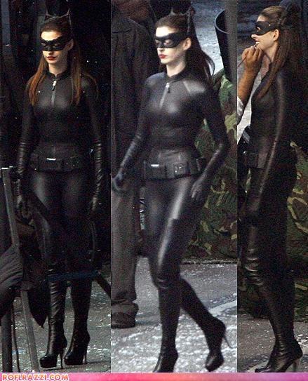 anne hathaway celeb costume Movie the dark knight rises - 5244705280