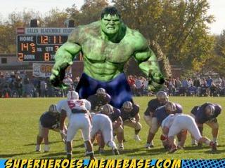 football hulk Random Heroics rudy - 5244888320