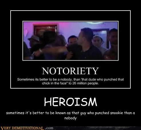 heroism hilarious jersey shore snooki - 5244892672