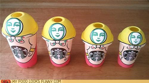 funny food photos russian Starbucks - 5245072384