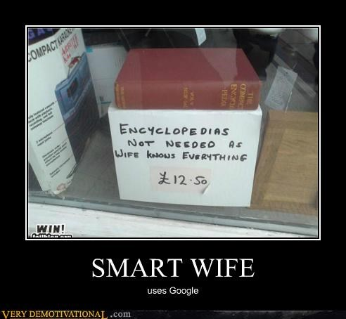 encyclopedia google hilarious wife
