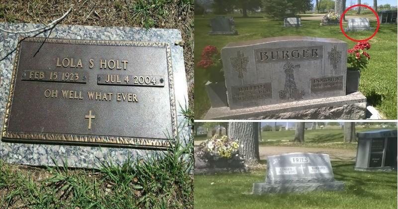 tombstone Death morbid funny wtf - 5246213
