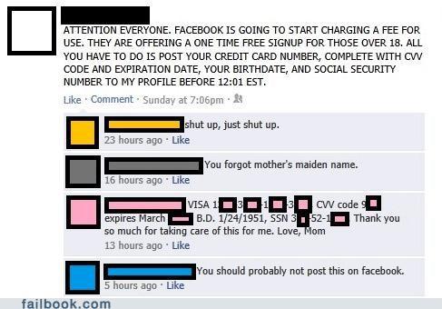 facepalm mom Overshare parents rumor TMI - 5246486016